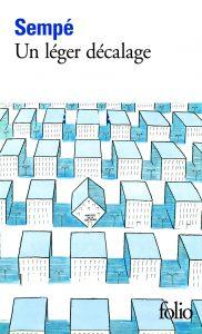 Couverture de libre : illustration de maisons allignées, sauf une
